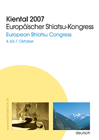 Shiatsu Kongress Kiental 2007